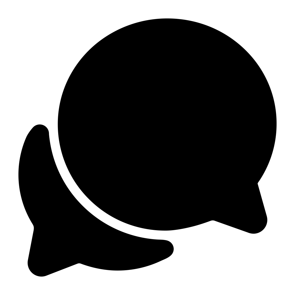 Chatbubbles icon