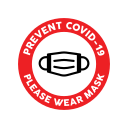 Please Wear Mask Sign Printable