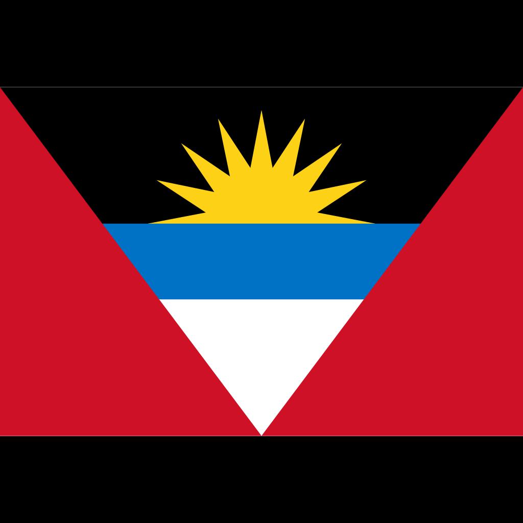 Antigua and barbuda flag icon