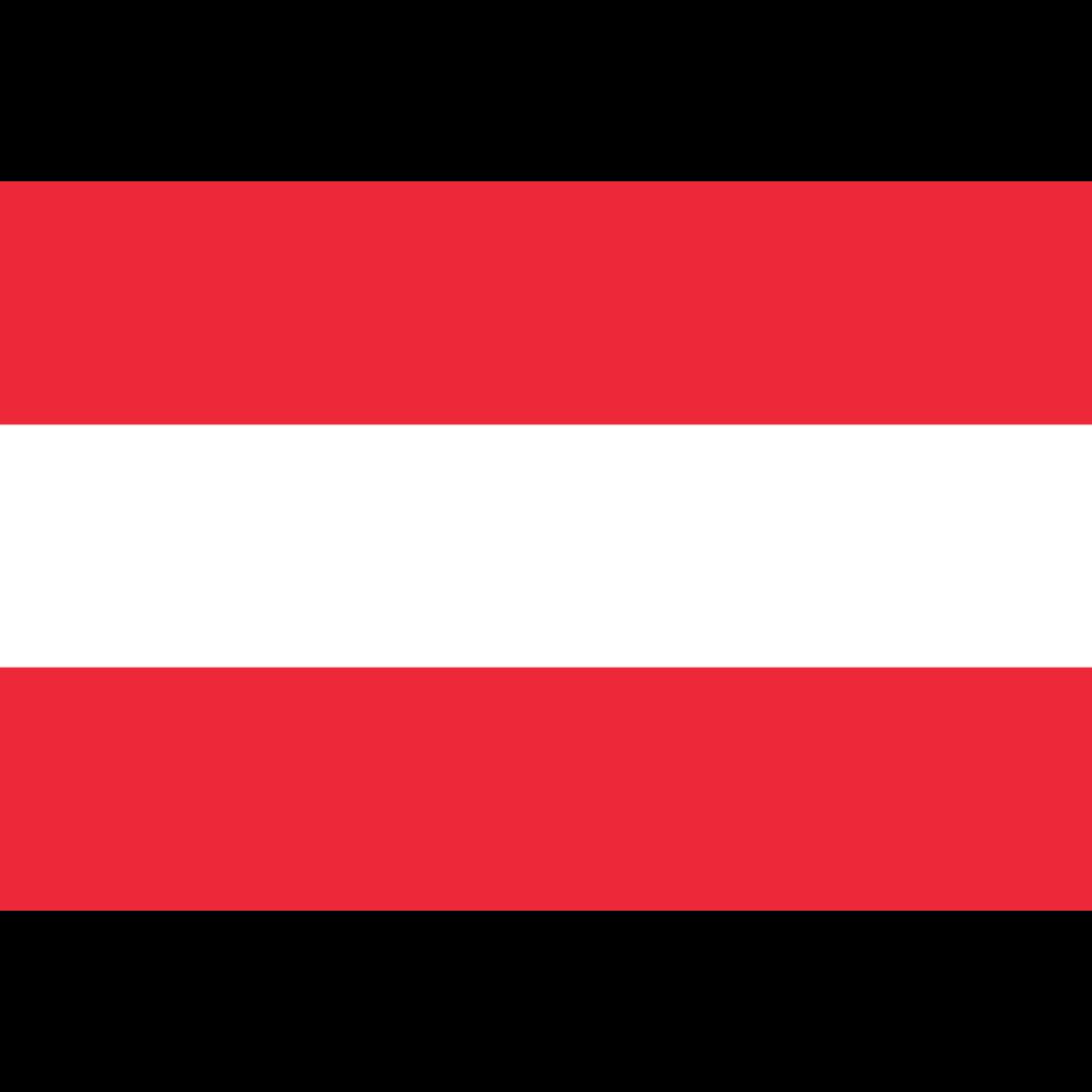 Republic of austria flag icon