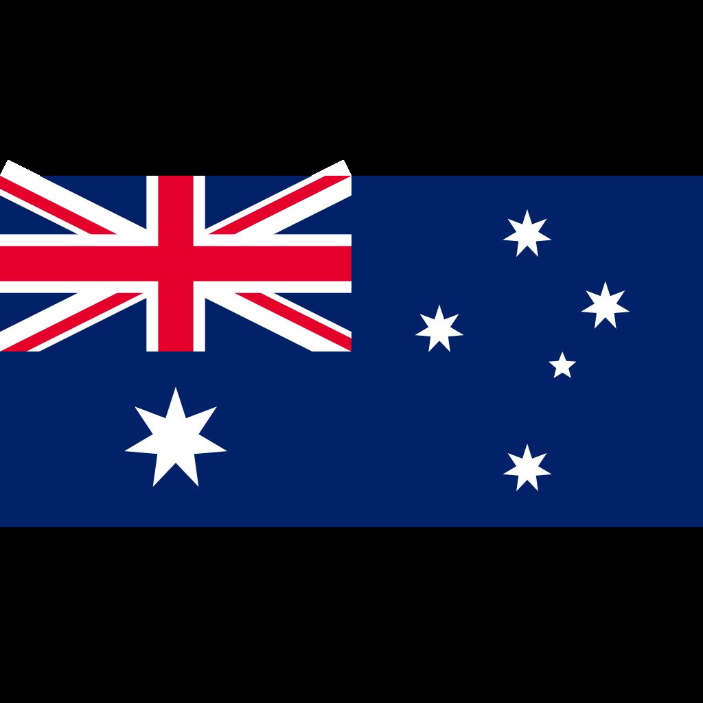 Commonwealth of australia flag icon
