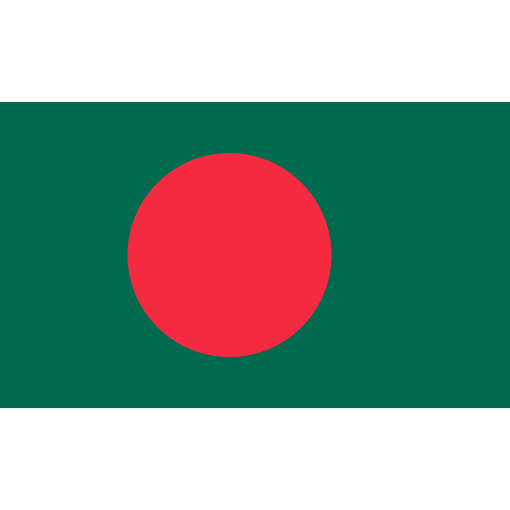People's republic of bangladesh flag icon