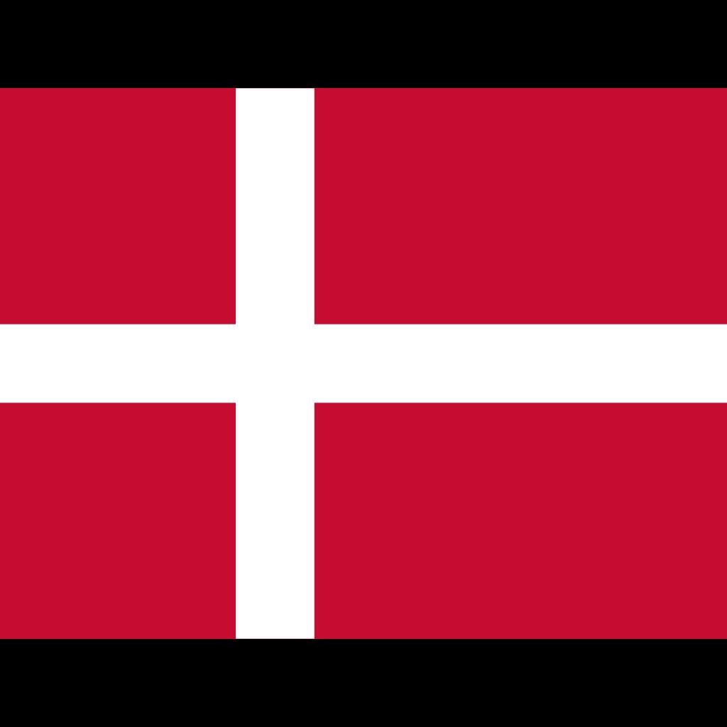 Kingdom of denmark flag icon