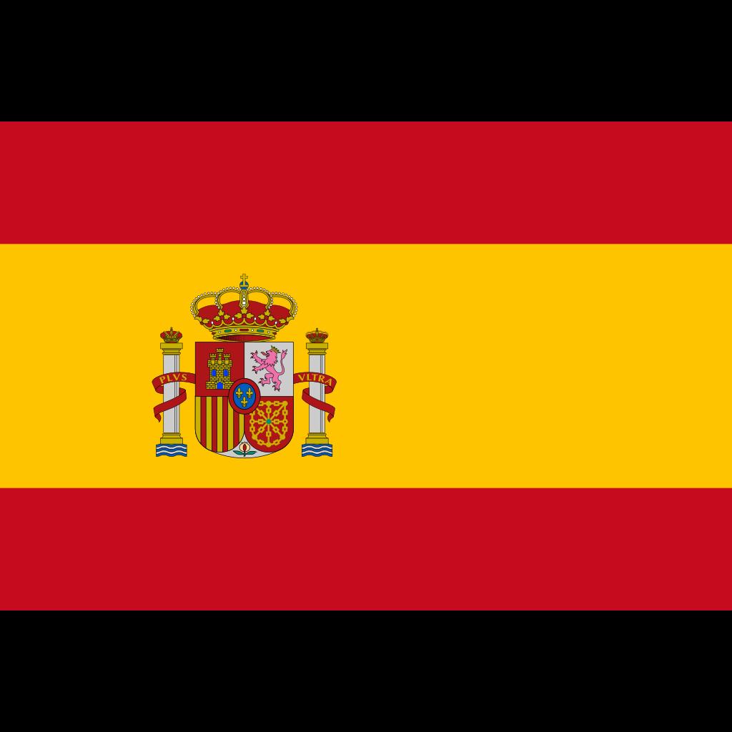 Kingdom of spain flag icon