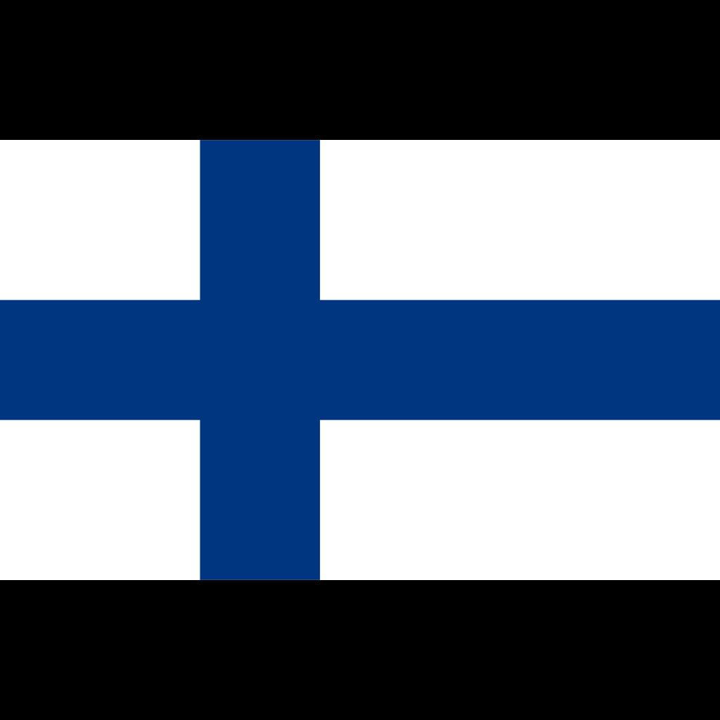Republic of finland flag icon