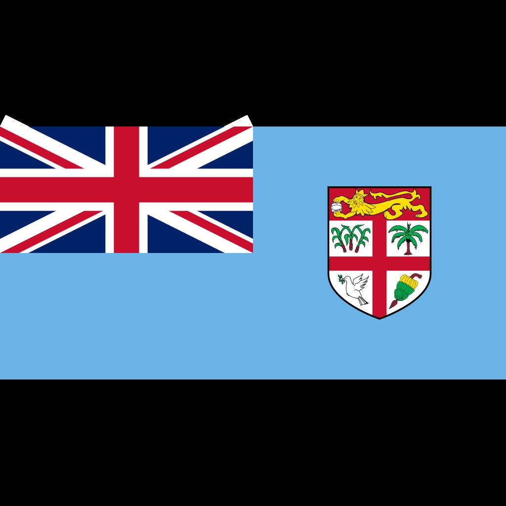 Republic of fiji flag icon