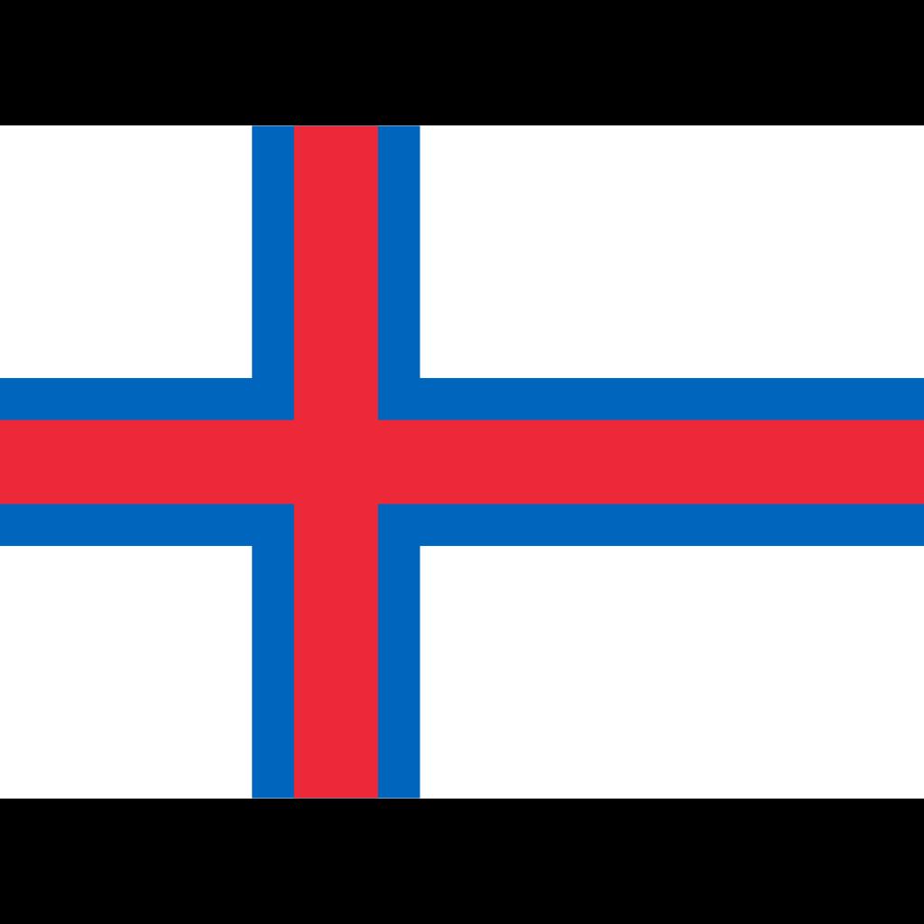 Faroe islands flag icon