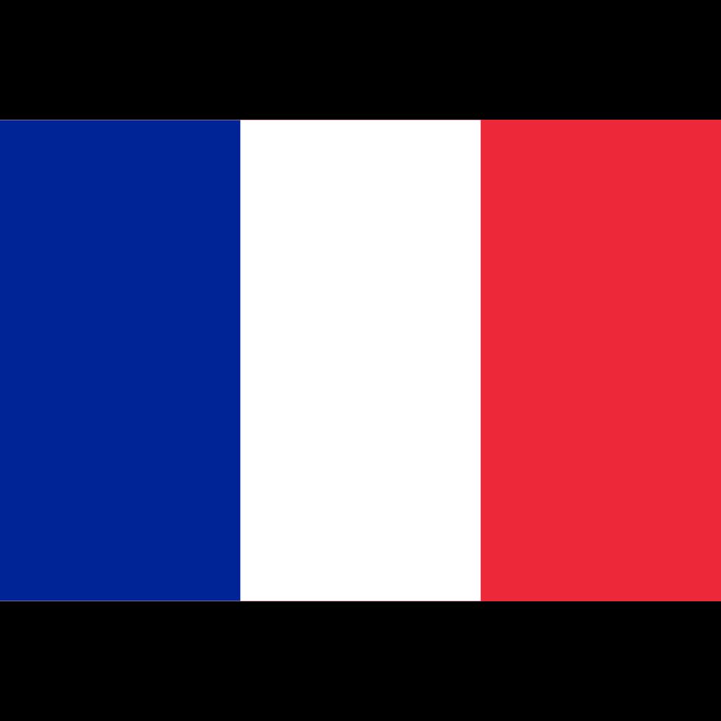 French republic flag icon