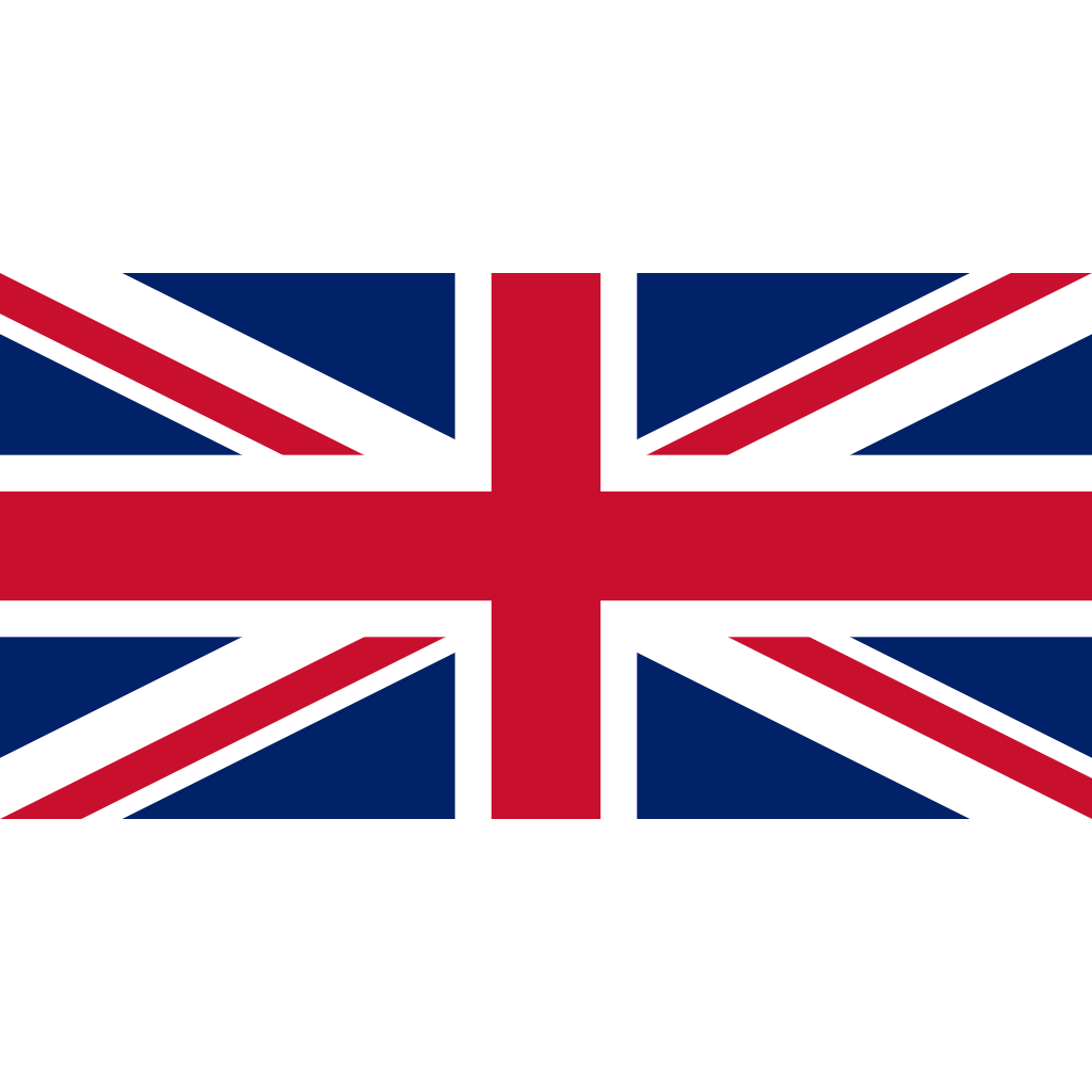 United kingdom of great britain & northern ireland flag icon
