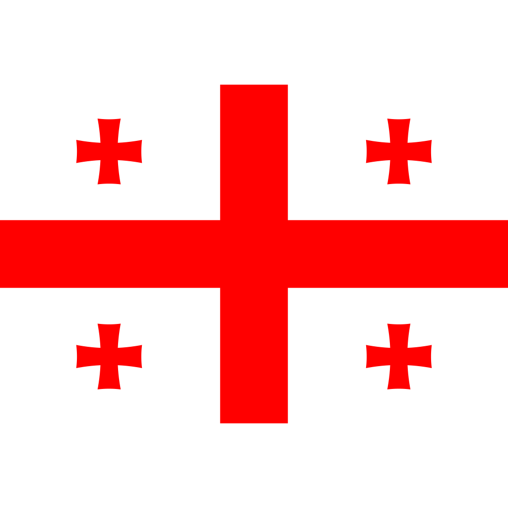Georgia flag icon