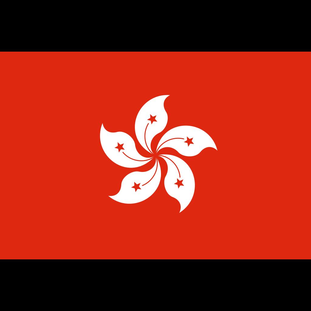 Hong kong special administrative region of china flag icon
