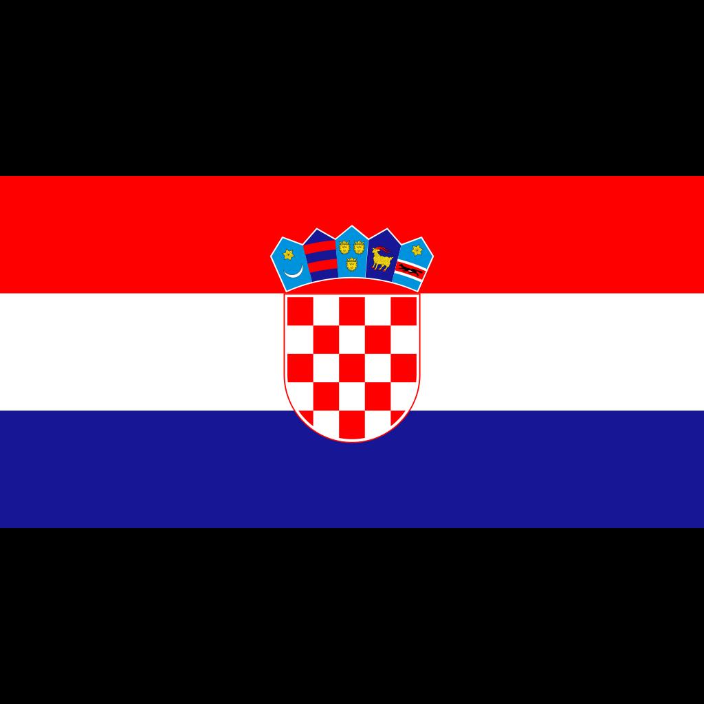 Republic of croatia flag icon