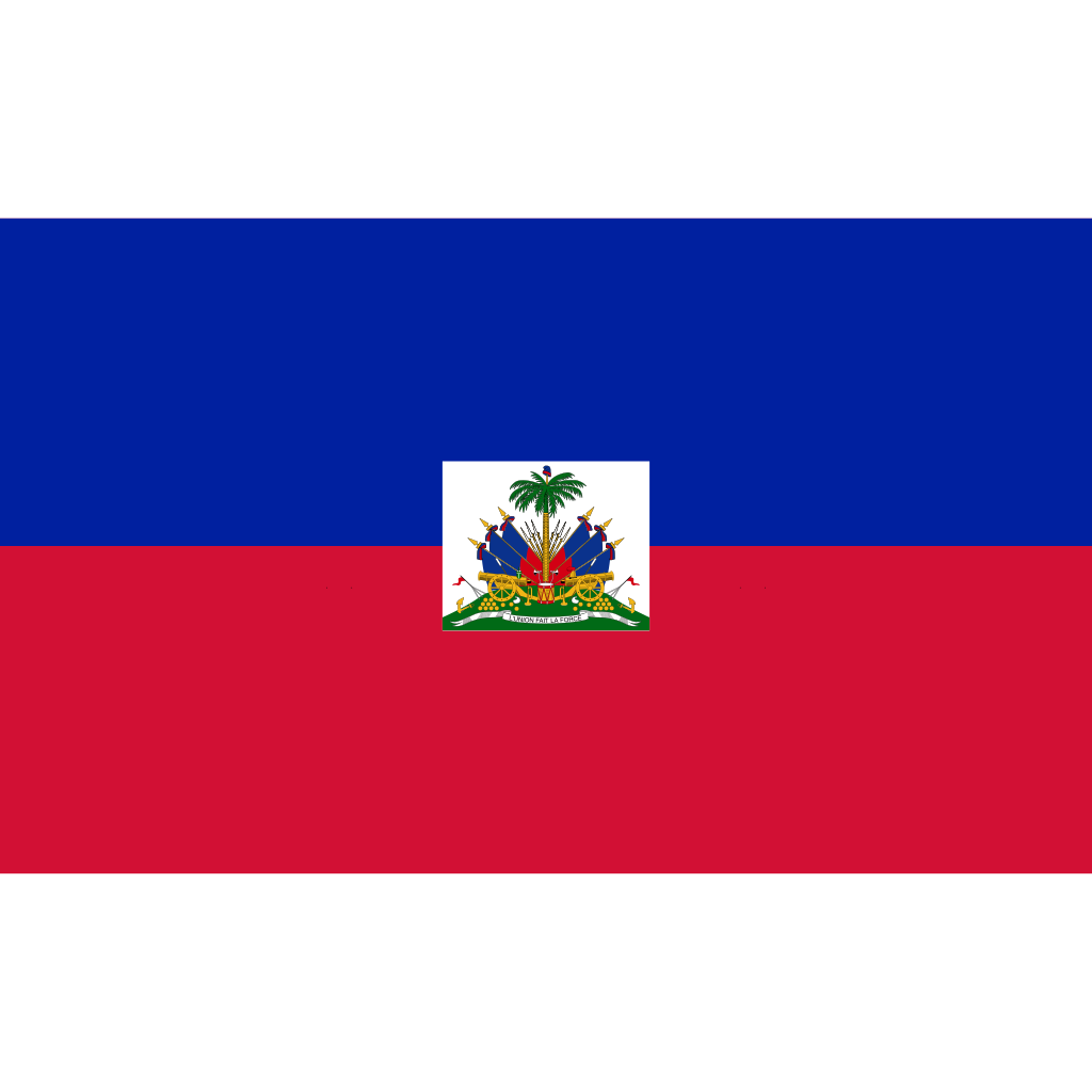 Republic of haiti flag icon