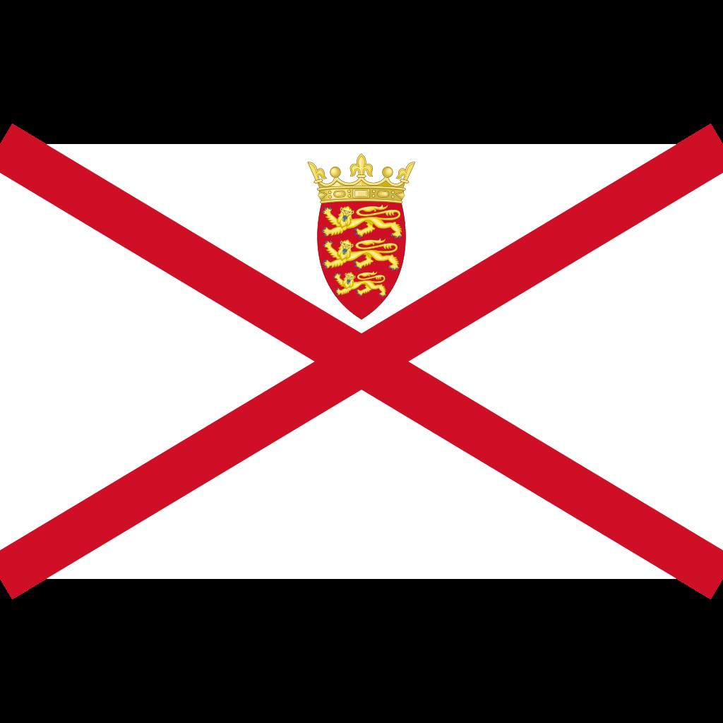 Bailiwick of jersey flag icon