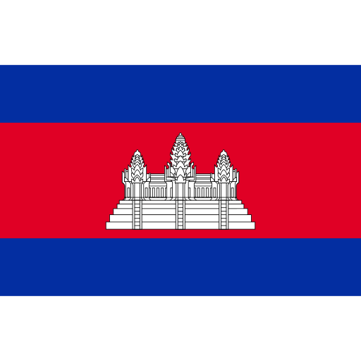 Kingdom of Cambodia flag