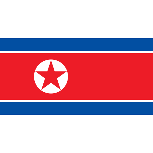 Democratic People's Republic of Korea flag