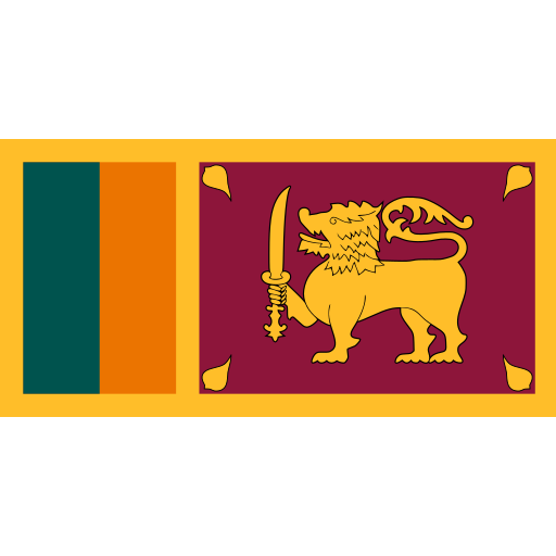 Democratic Socialist Republic of Sri Lanka flag