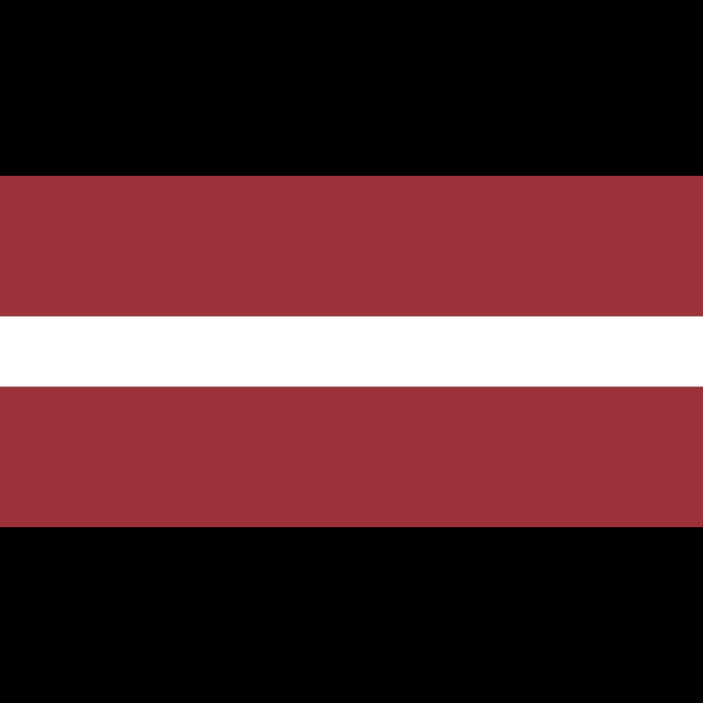 Republic of latvia flag icon