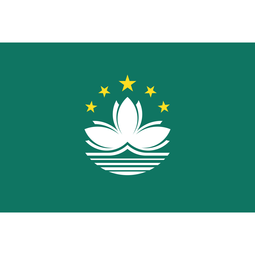Macao special administrative region of china flag icon