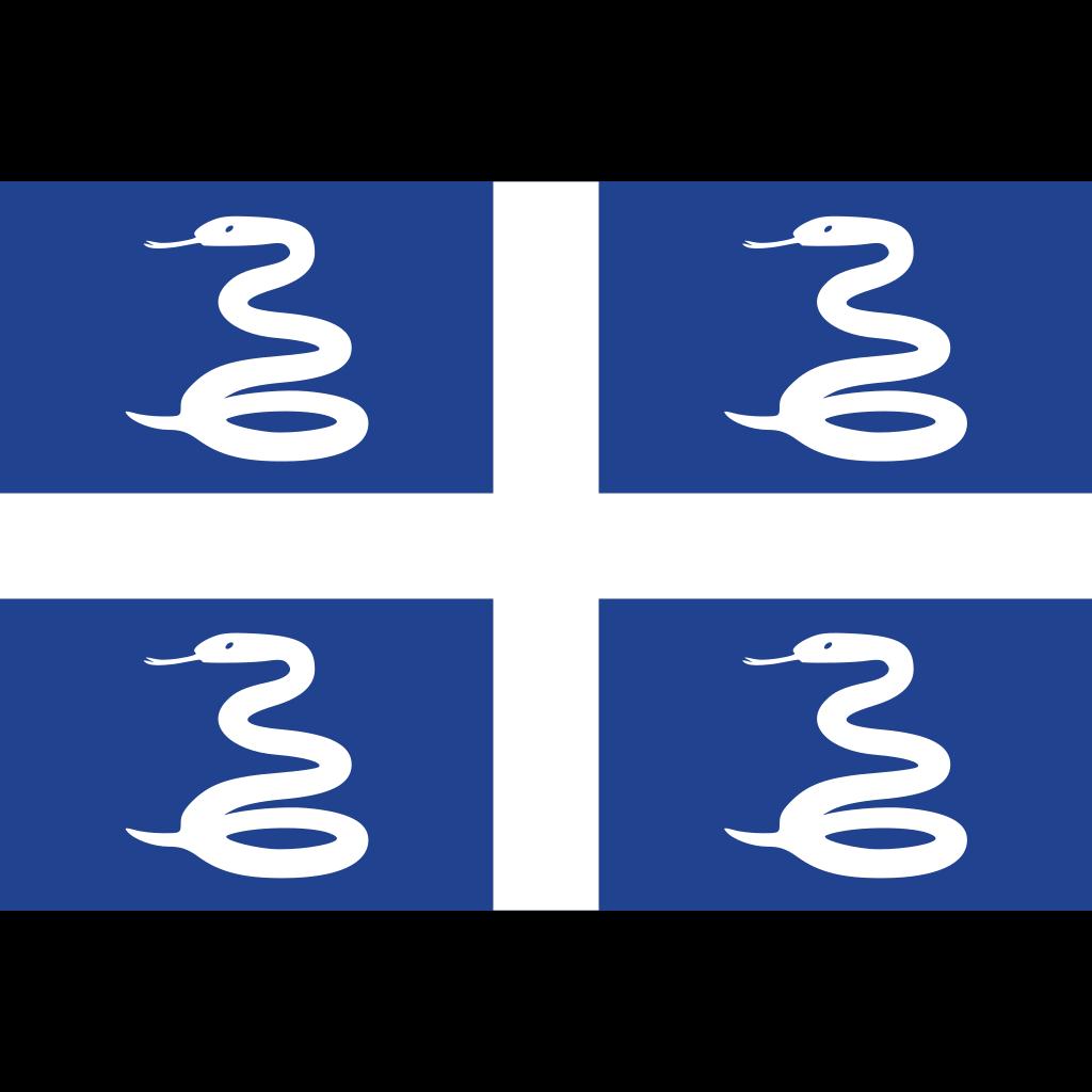 Martinique flag icon
