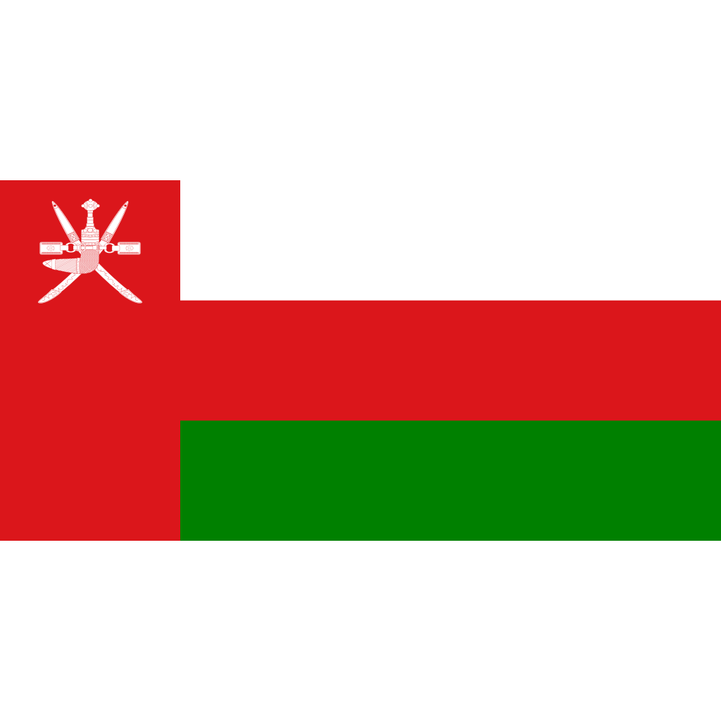 Sultanate of oman flag icon