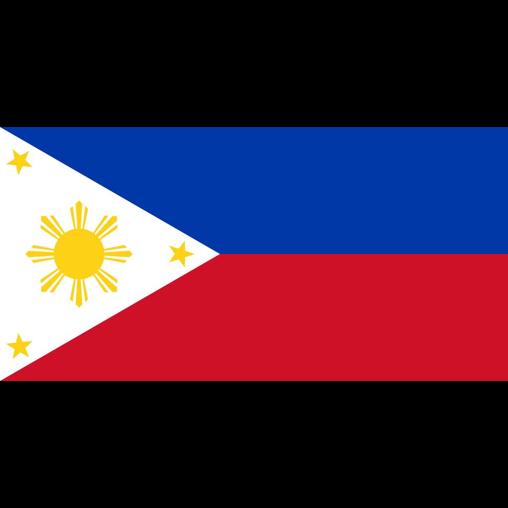 Republic of the philippines flag icon