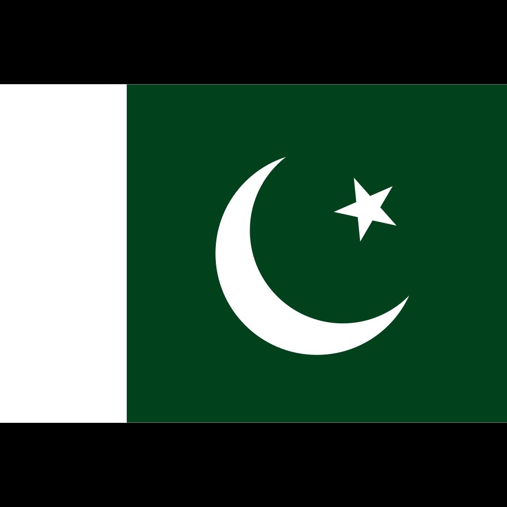 Islamic republic of pakistan flag icon