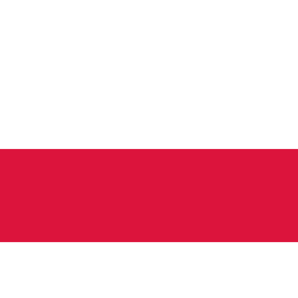 Republic of poland flag icon