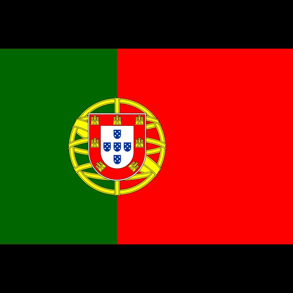 Portuguese republic flag icon