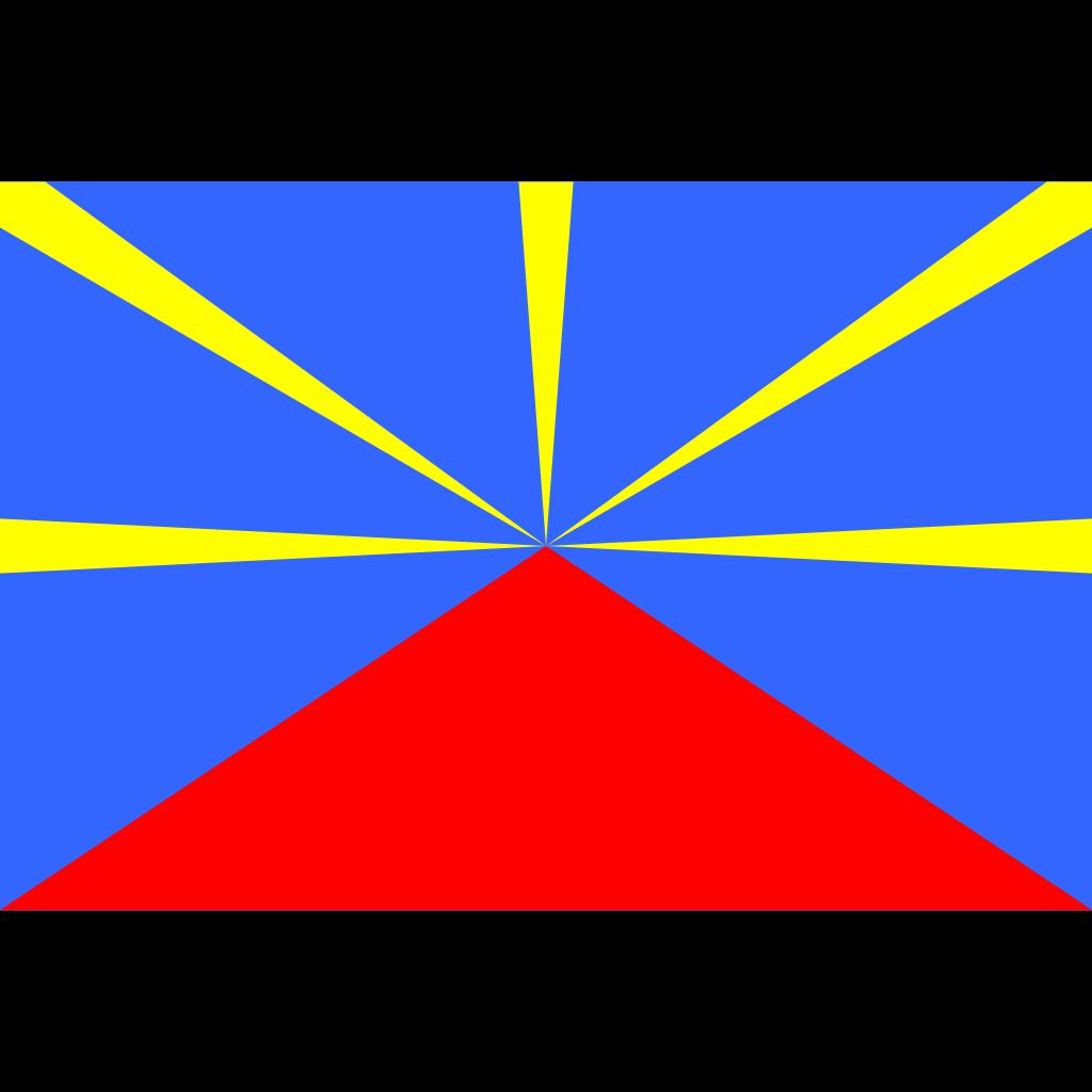 Réunion flag icon