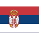 Republic of Serbia flag