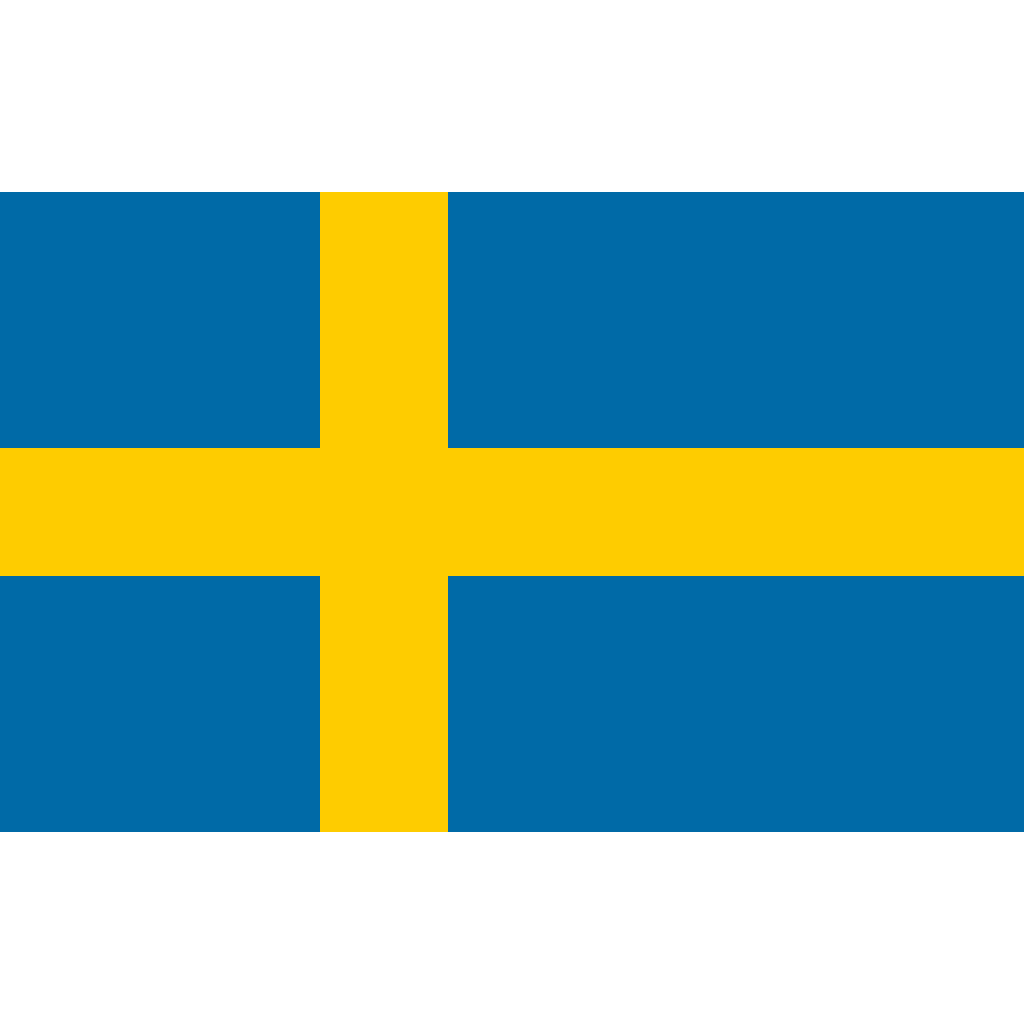 Kingdom of sweden flag icon