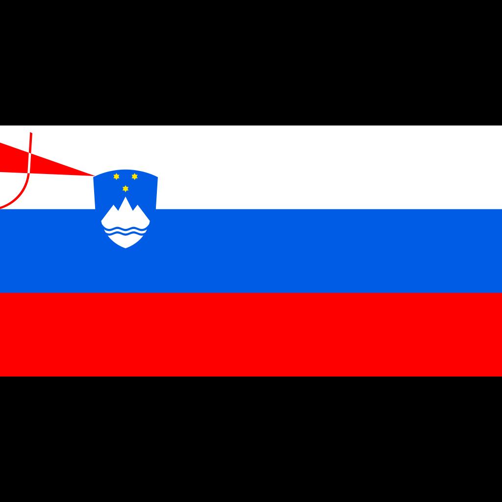 Republic of slovenia flag icon