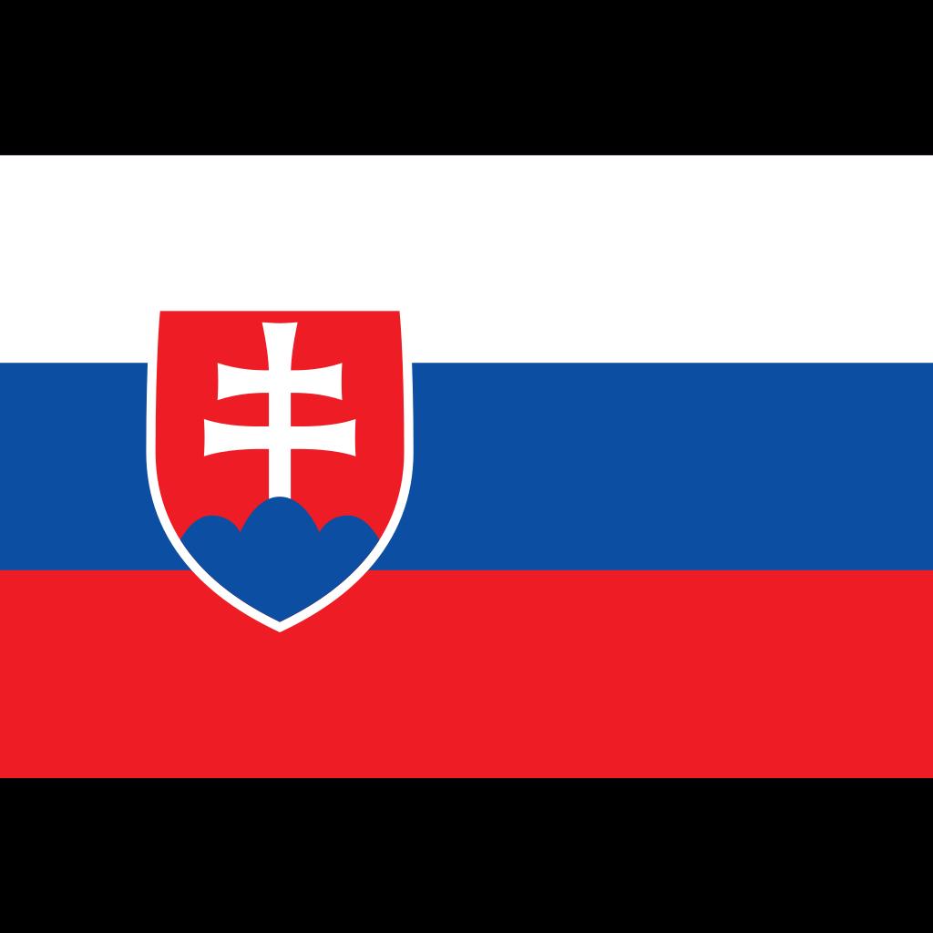 Slovakia (slovak republic) flag icon
