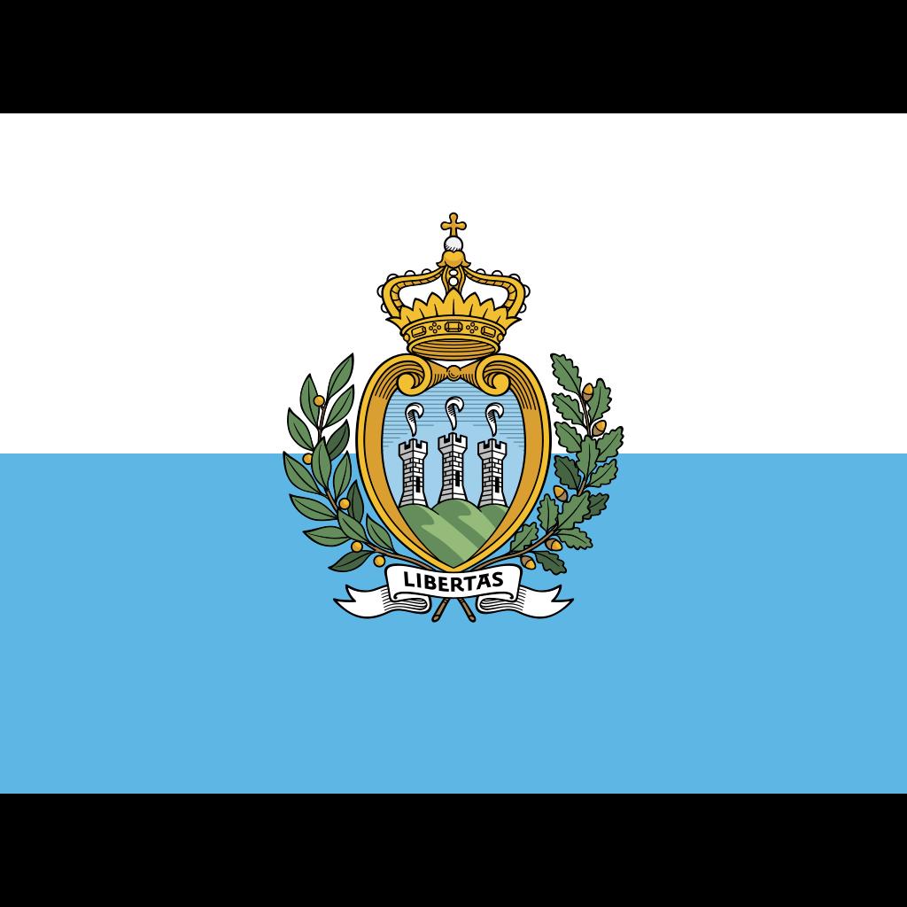 Republic of san marino flag icon