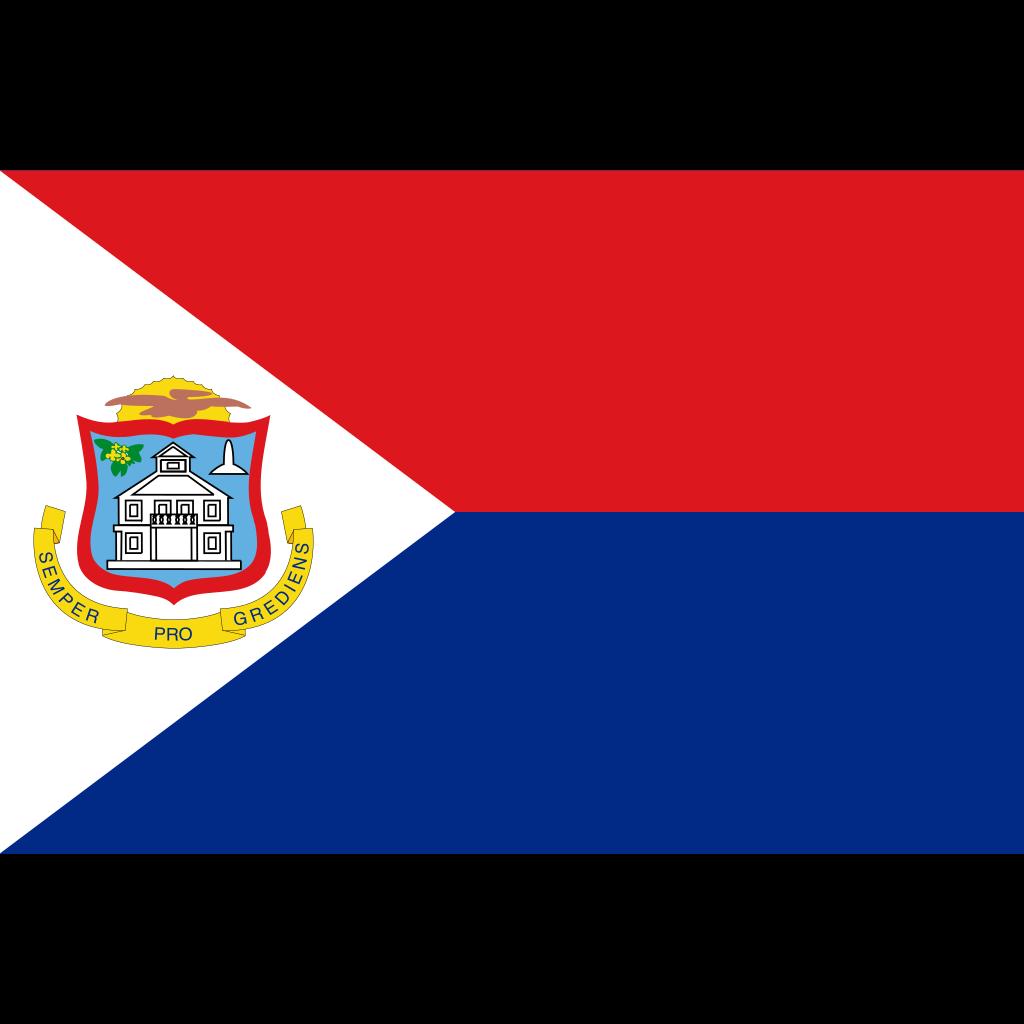 Sint maarten (dutch part) flag icon