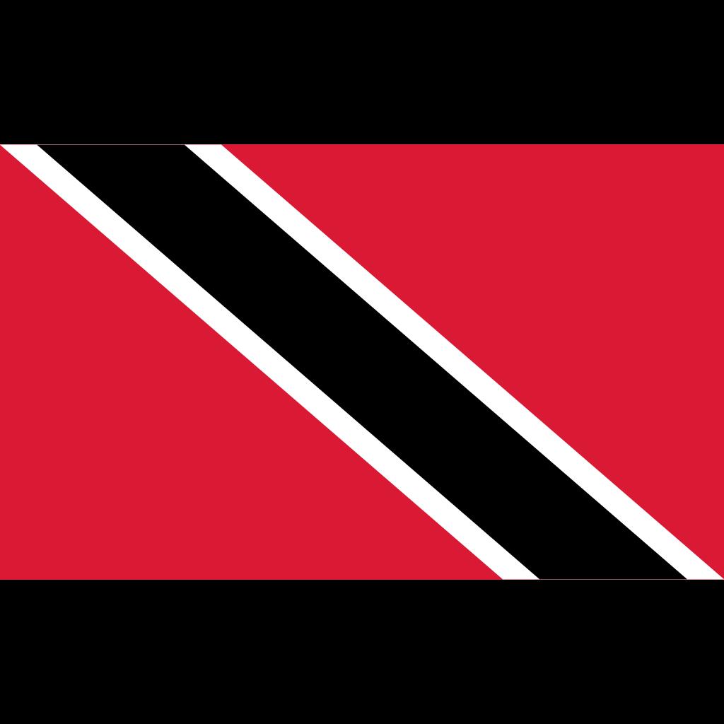Republic of trinidad and tobago flag icon
