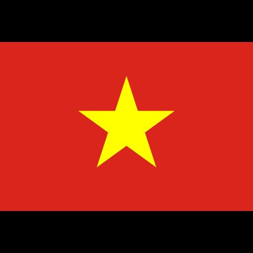 Socialist Republic of Vietnam flag