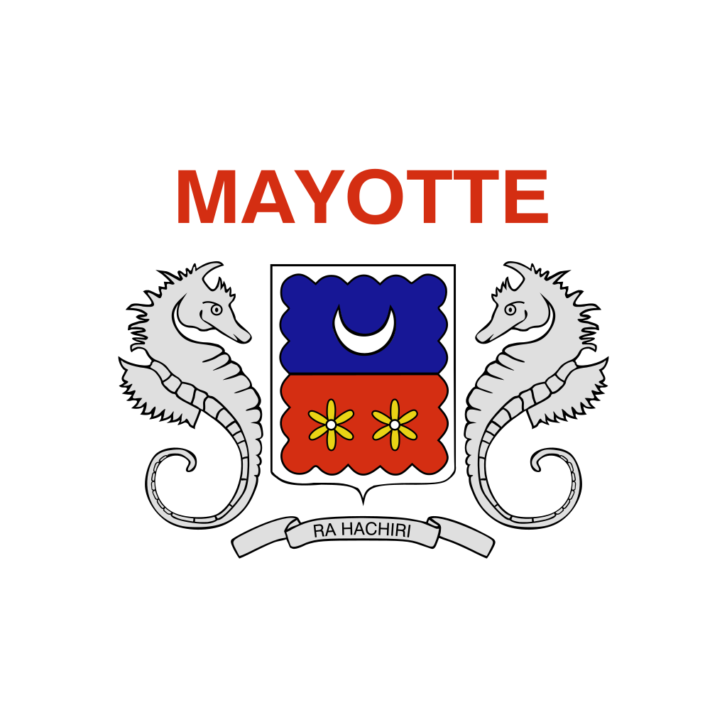 Mayotte flag icon