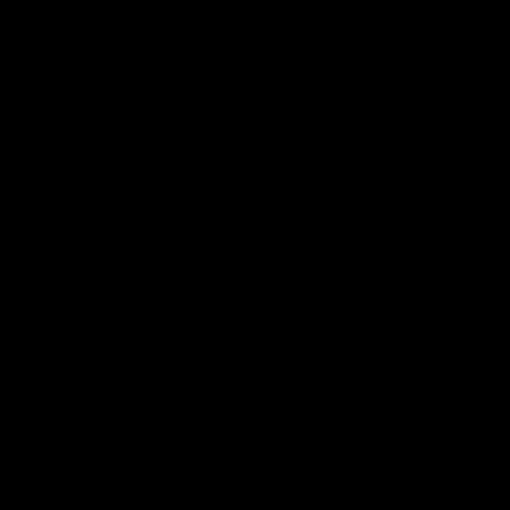 Lightning bolt thunderbolt icon